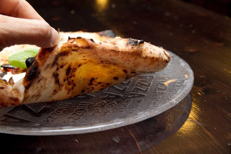cottura pizza siciliana