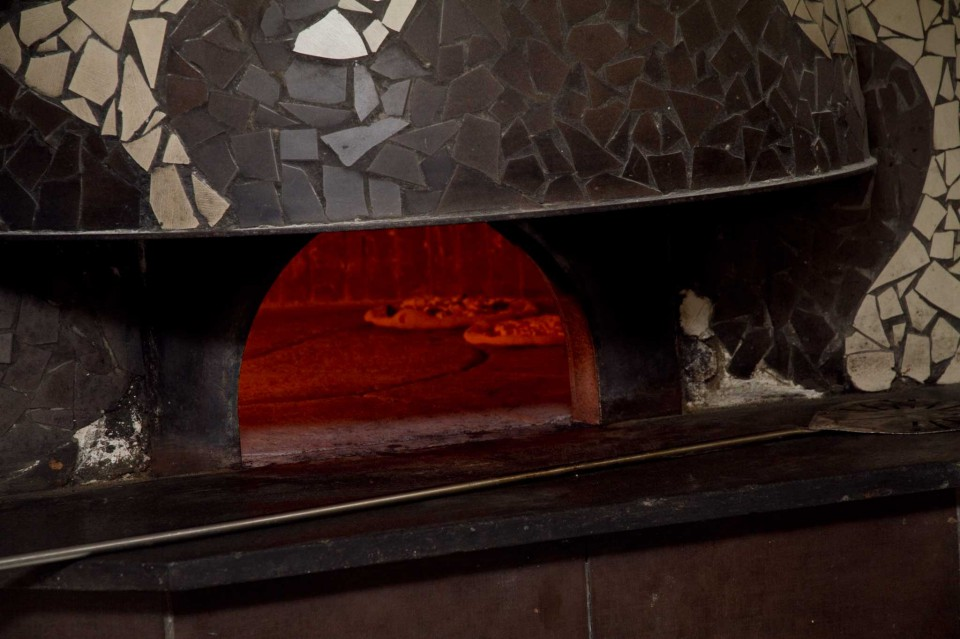 forno pizza a gas