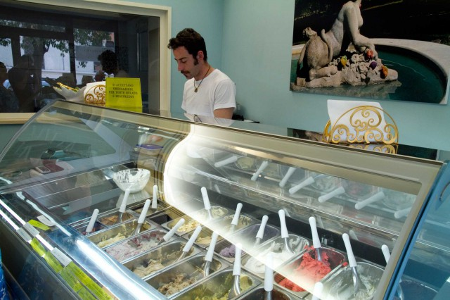 gelateria La Gourmandise