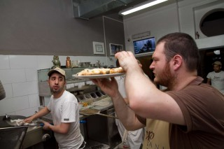 il controllore della pizza