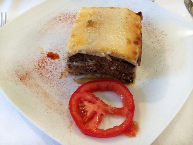 moussaka greca
