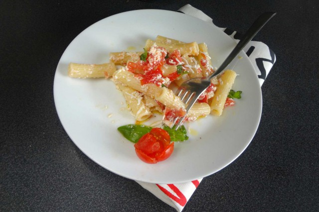 pasta fredda ricetta