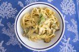 Il ristorante perfetto per pasta e zucchine: Maria Grazia a Nerano