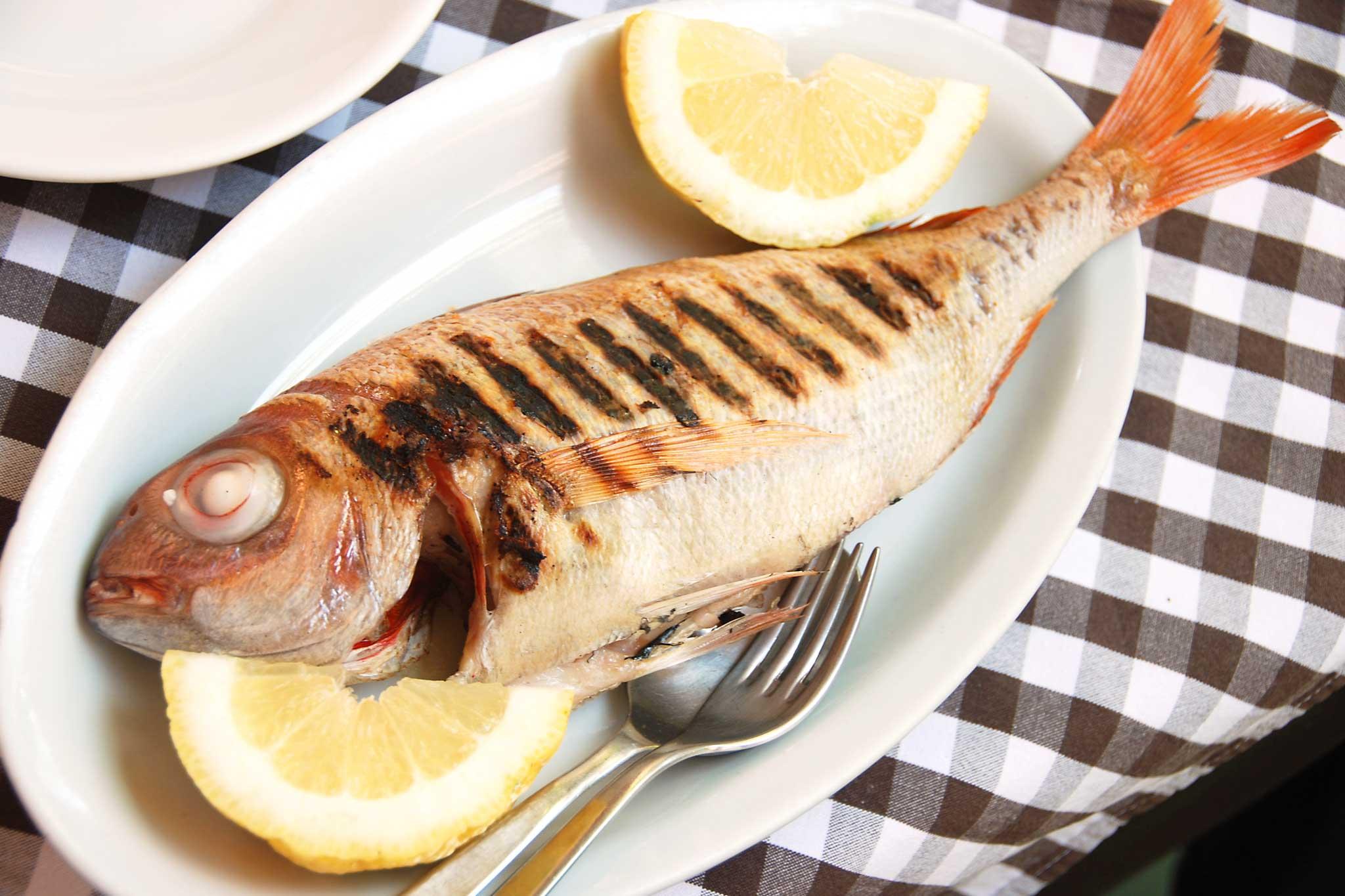 pezzogna ristoranti di mare