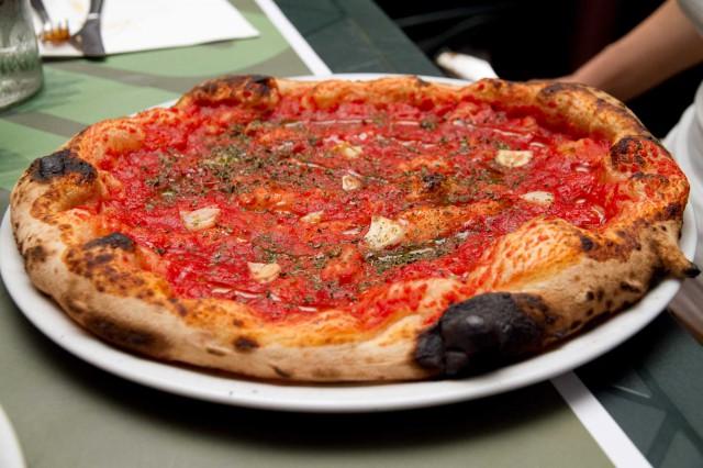 pizza Marinara