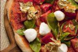 Tripadvisor ha fatto nascere la pizza d'oro più costosa d'Italia: 48 €