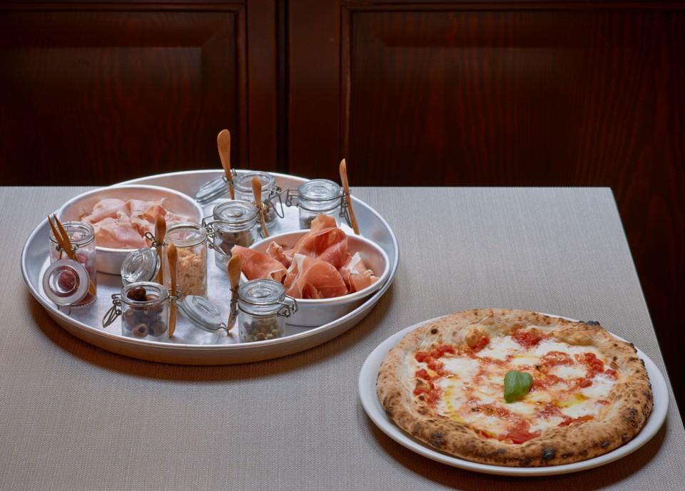 pizza e focaccia Dry