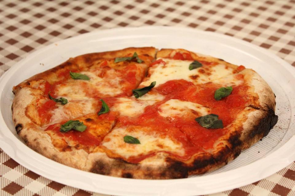 pizza margherita piatto paradiso vimercate