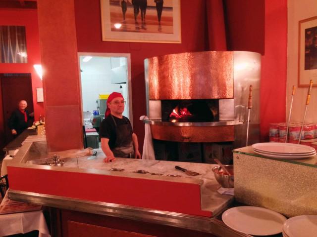 pizzeria La Baia Milano