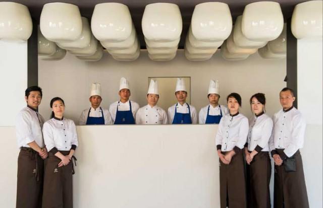 ristorante cinese Kanton brigata