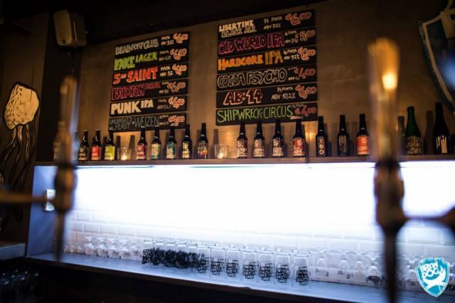tap list BrewDog Firenze