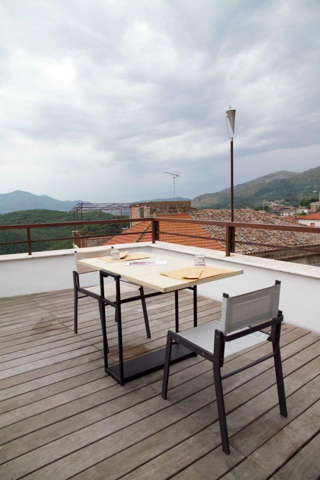 terrazza Pepe in Grani