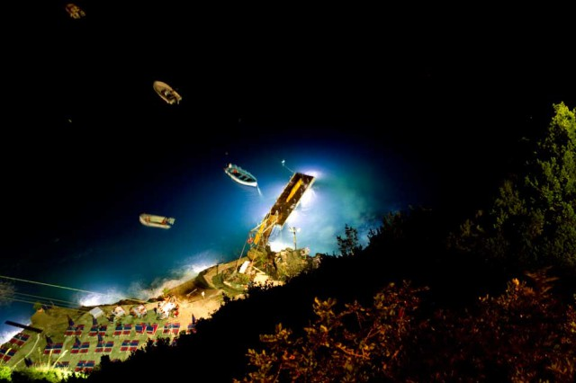 Conca dei Marini notte