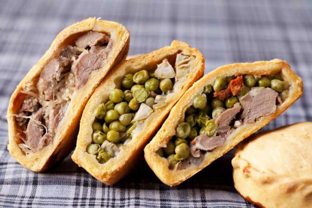 Empanadas de Mallorca