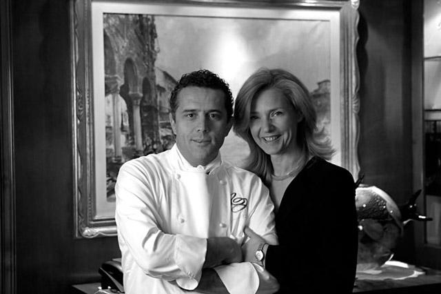 Giancarlo e Paola Perbellini