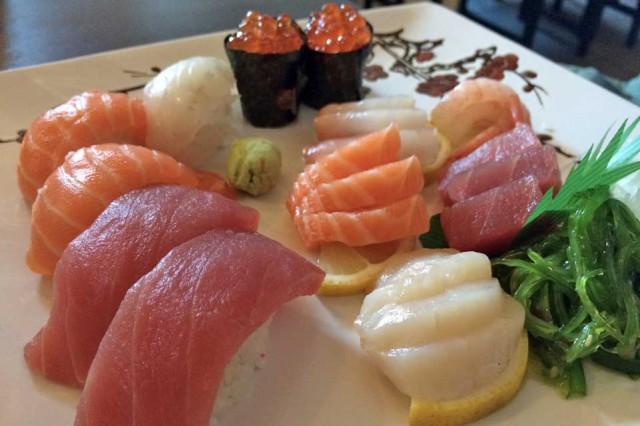Oasi Giapponese_Sashimi