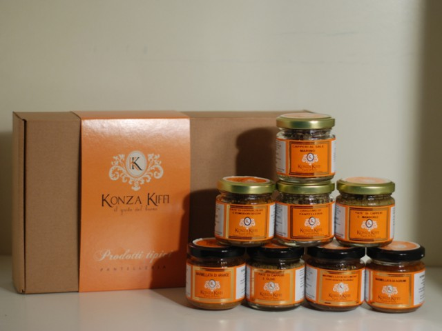 capperi Pantelleria Konza Kiffi