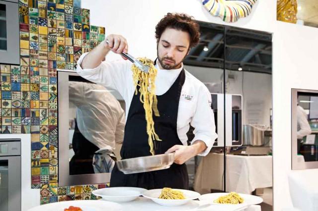 chef Gianluca Esposito