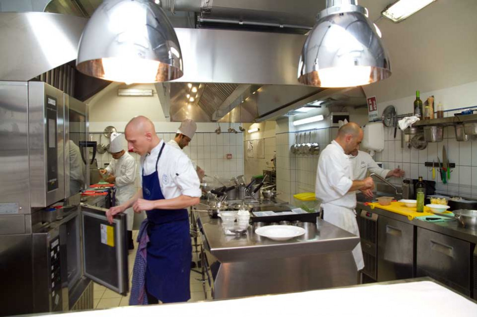 cucina Monastero Santa Chiara