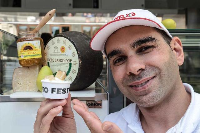 fabrizio fenu firenze gelato festival