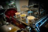 gelato vivoli macelleria falorni finocchiona fichi prosciutto melone pecorino miele