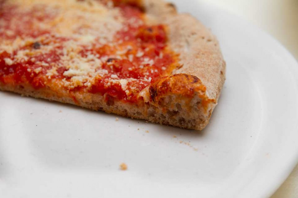 fetta pizza cilentana