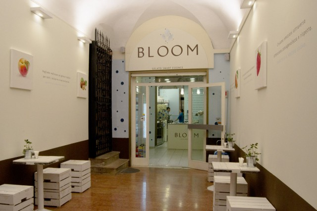 gelateria bloom modena