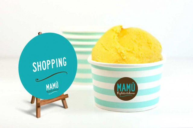 gelato shopping