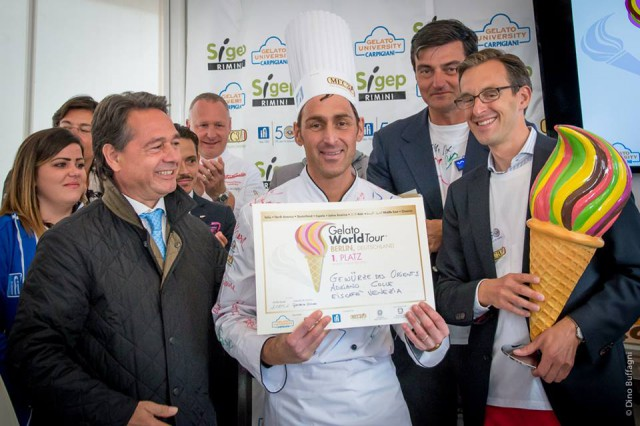 adriano colle vincitore gelato world tour berlino