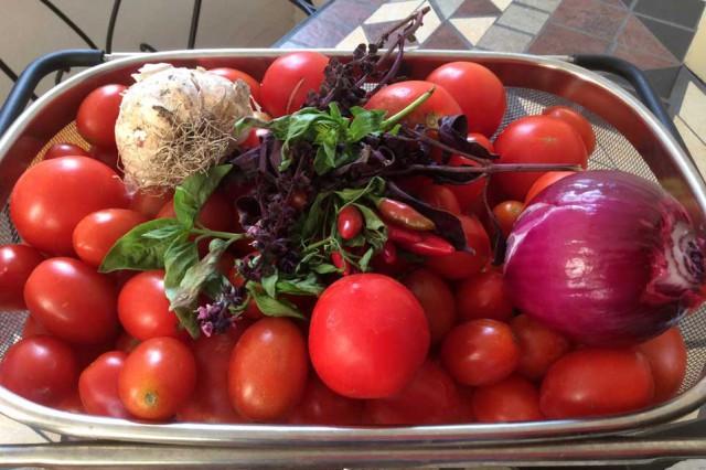 ingredienti salsa pomodoro