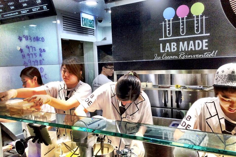 lab made hong kong