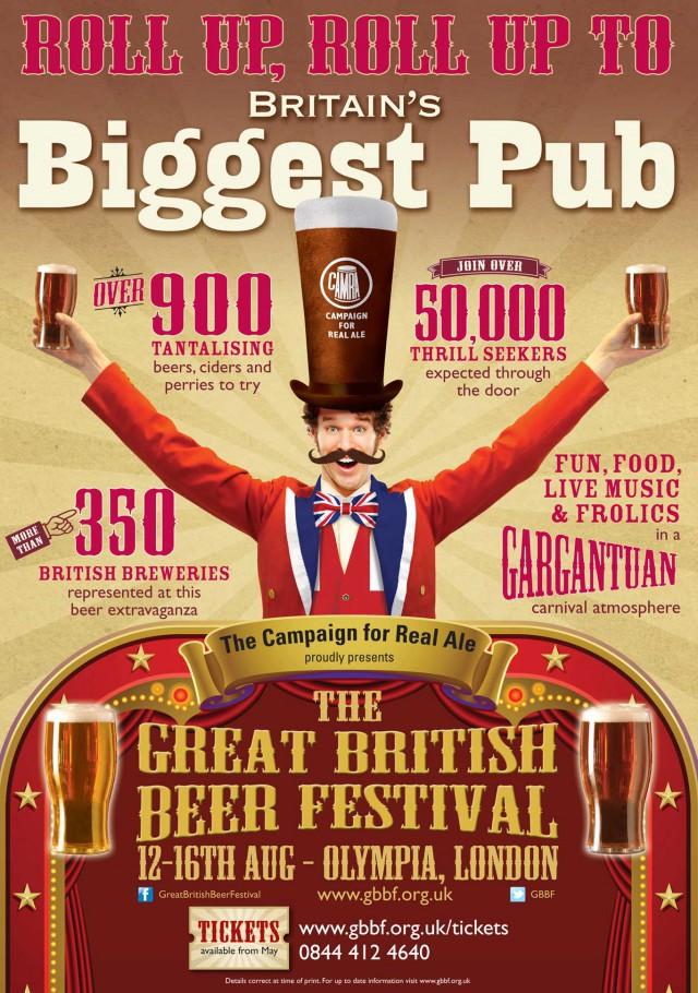 poster birra Londra