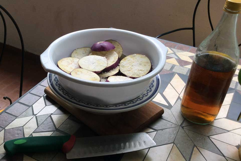 ricetta melanzane sott'olio 04