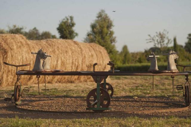 Roma i piatti degli chef che aiutano i bambini con for Costo di costruzione moderno della fattoria