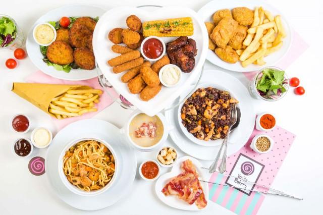 Fried and Jamaica