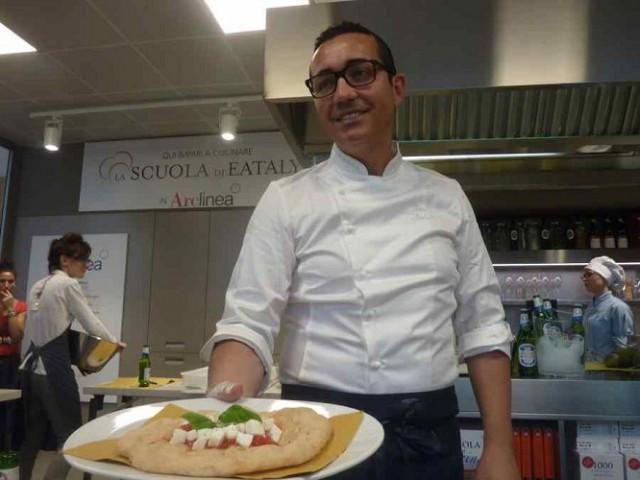 Gino Sorbillo Eataly Milano