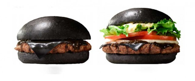 Kuro burger nero