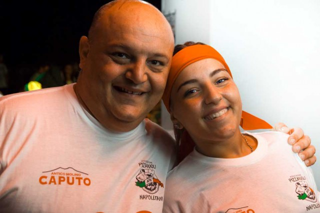 Martina ed Enzo Cacialli