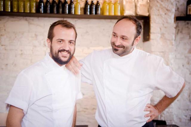 Matteo e Salvatore Aloe