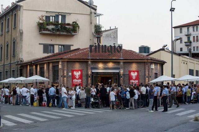 Rifugio Delicatessen Milano apertura