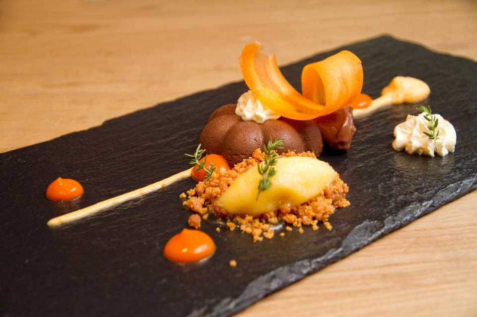 camilla cioccolato carote