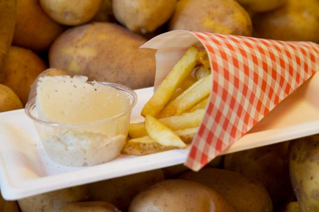 cartoccio patatine fritte