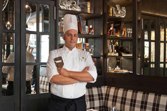 chef Marco Fossati