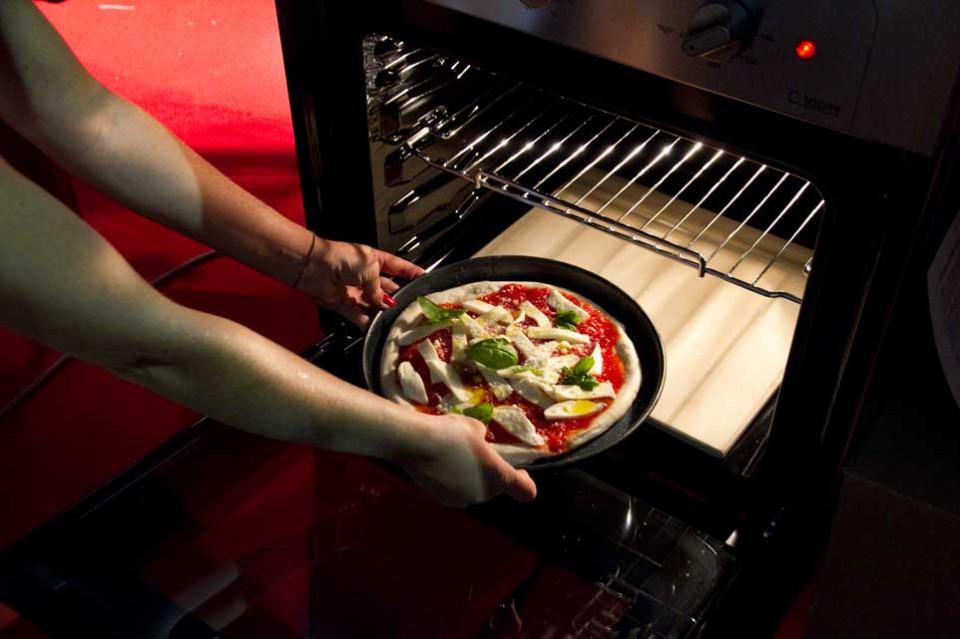 come fare pizza forno casa