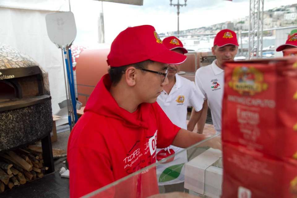concorrente Campionato Mondiale Pizza