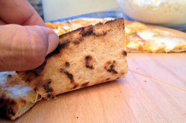 cottura pizza impasto farina 2