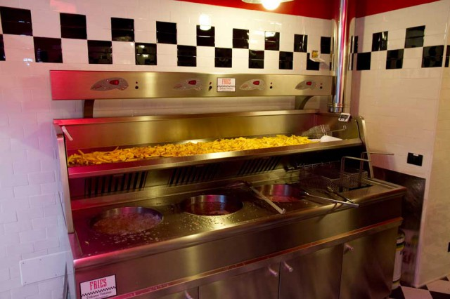 friggitrice Fries