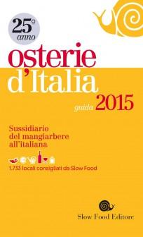 guida Osterie Italia 2015