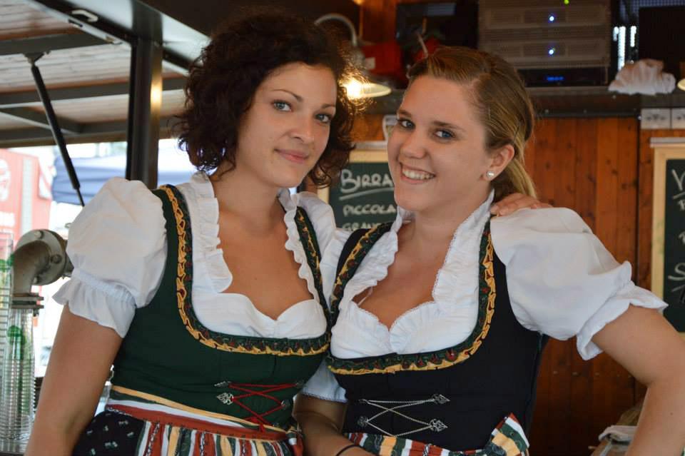 gusti di frontiera gorizia 2014 ragazze austriache