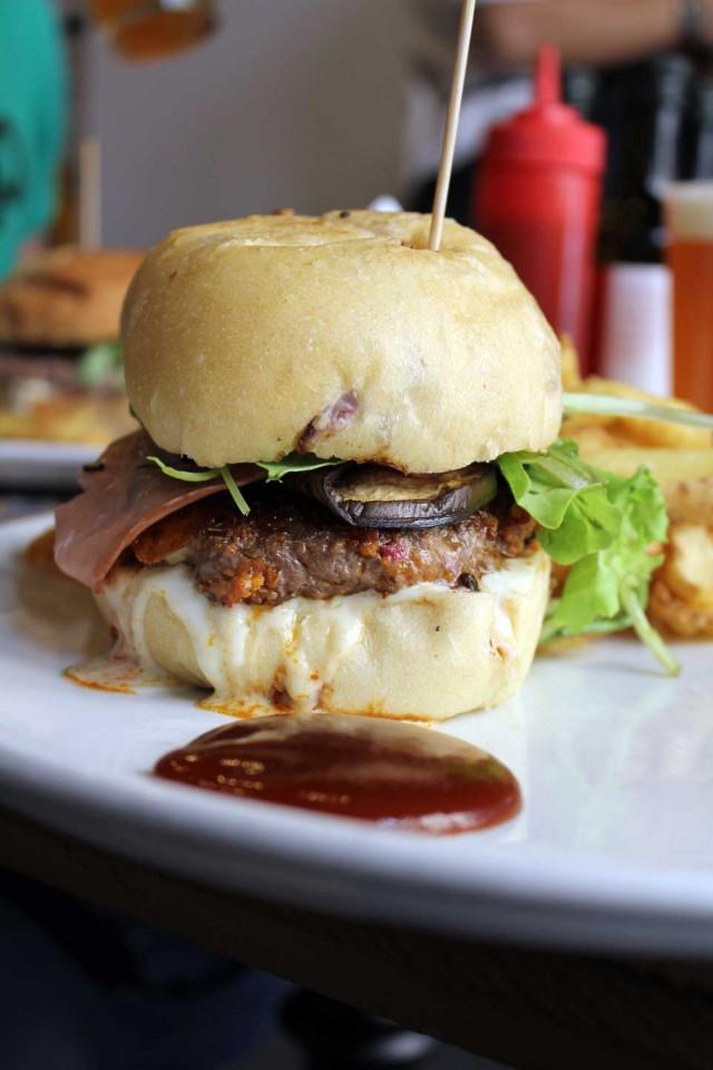 hamburger più buono Como